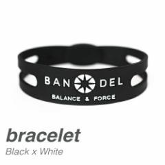 ブレスレット(レギュラータイプ) BLACKxWHITE/Mサイズ ( #4571385300024 / JO10298053 )