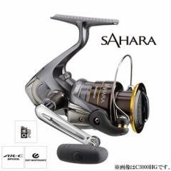 シマノ 14 サハラ C3000HG (スピニングリール)