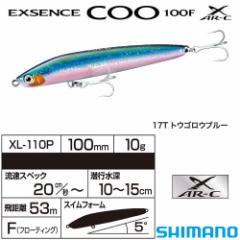 シマノ エクスセンス クー 100F X AR-C XL-110P (シーバスルアー)