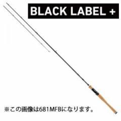 ダイワ ブラックレーベル プラス 6101MHFB ベイトモデル