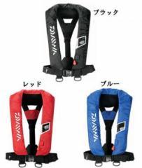 ダイワ DF-2005 ウォッシャブルライフジャケット (肩掛けタイプ手動・自動膨張式)
