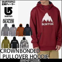 16-17 BURTON バートン MENS スノーボード パーカー フリース Burton Crown Bonded Pullover Hoodie