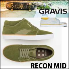 グラビス  GRAVIS メンズ シューズ RECON MID スケートシューズ スニーカー 靴【返品種別SALE】