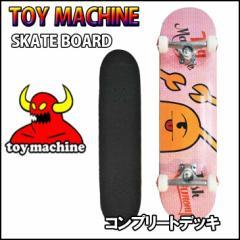 TOY MACHINE skate  トイマシーン スケボー コンプリート HARMONY  TOON TIME 7.625