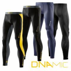 skins DNAmic  メンズ ロングタイツ Long Tights  【正規品】【2016 Newモデル】