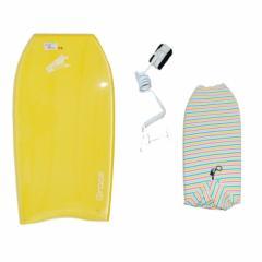 COSMIC SURF コスミックサーフ BODYBOARD ボディーボード キッズ ジュニア用 GRACE 3点セット