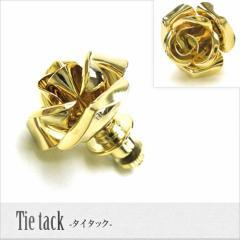 タイタック/タックピン/飾りピン/バラ/RAPERU-48-Y