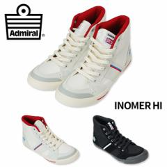 【送料無料】アドミラル Admiral INOMER HI  SJAD1511(イノマーハイ 0114 02 ) レディーススニーカー