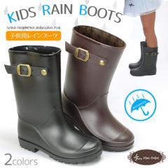 キッズ Mon Frere モンフレール JB8125 レインブーツ レインシューズ レイン ジュニア キッズ 子供靴 女の子 男の子 雨靴 長
