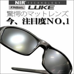【DILLON】マットミラーサングラス LUKE 全4色