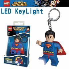 【HOBBY】【LEGO】レゴ SUPERMAN スーパーマン キーチェーンLEDライト DCコッミックス スーパーヒーローズ