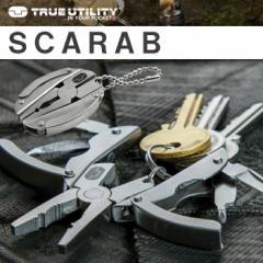 トゥルーユーティリティー SCARAB スカラベ 7機能装備ポケットマルチツール