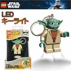 【HOBBY】【LEGO】レゴ STAR WARS スターウォーズ ヨーダ キーチェーンLEDライト キーホルダー