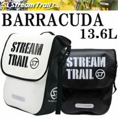【送料無料】STREAMTRAIL ストリームトレイル BARRACUDA バラクーダ 13.6L 防水バックパック タウンユース