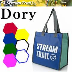 STREAMTRAIL ストリームトレイル DORY  ドリー ターポリン製ショッピングバッグ