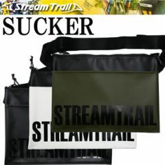 STREAMTRAIL ストリームトレイル SUCKER サッカー サコッシュタイプショルダーバッグ