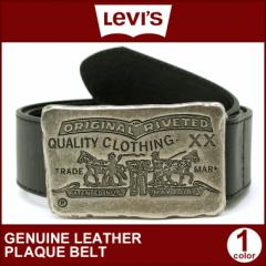 リーバイス levis levis ベルト レザー 本革 バックル カジュアルベルト アメカジ ブランド