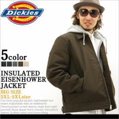 【3XL-5XL】 Dickies ディッキーズ ジャケット メンズ アイゼンハワージャケット tj15 ワークジャケット 秋冬 アメカジ