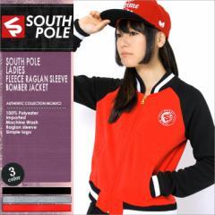 SOUTH POLE サウスポール レディース スタジャン スウェット 大きいサイズ アメカジ ストリート ブランド (15323-1573)