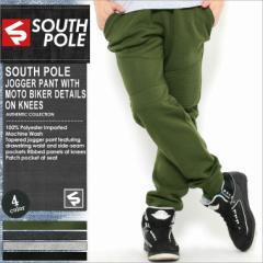 SOUTH POLE サウスポール ジョガーパンツ スウェット バイカーパンツ ジョガーパンツ 大きいサイズ メンズ スウェットパンツ メンズ