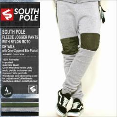 SOUTH POLE サウスポール ジョガーパンツ スウェット バイカーパンツ ジョガーパンツ スウェットパンツ メンズ