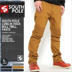 SOUTH POLE サウスポール ジーンズ メンズ ストレート バイカー デニム バイカーパンツ ジーンズ メンズ ブラック