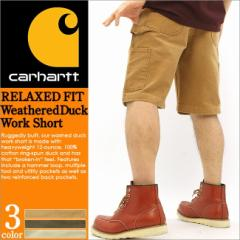 Carhartt カーハート ハーフパンツ メンズ デニム ペインター ジーンズ アメカジ ストリート 大きいサイズ