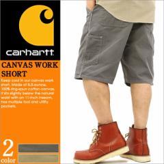 Carhartt カーハート ハーフパンツ メンズ デニム ペインター ジーンズ アメカジ ストリート 大きいサイズ (b278)