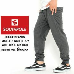 SOUTH POLE サウスポール ジョガーパンツ メンズ スウェット 大きいサイズ スウェットパンツ 夏 ストリート