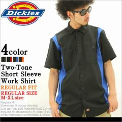 Dickies ディッキーズ シャツ 半袖 メンズ ワークシャツ メンズ ワークシャツ 大きいサイズ メンズ 半袖シャツ ワークシャツ 半袖