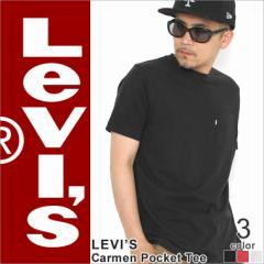 Levis Levis リーバイス Tシャツ メンズ 半袖 大きいサイズ クルーネック Tシャツ ポケット ポケットt 無地