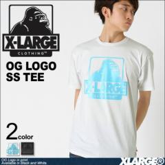 X-LARGE エクストララージ Tシャツ 新作半袖tシャツ xlarge tシャツ ゴリラ OG Tシャツ メンズ 半袖tシャツ メンズ 大きいサイズ