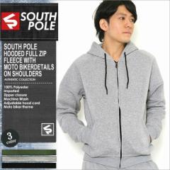 SOUTH POLE サウスポール パーカー メンズ 大きいサイズ メンズ ジップパーカー メンズ スウェット メンズ パーカー メンズ 長袖