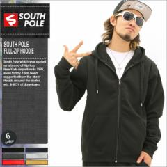 SOUTH POLE サウスポール パーカー メンズ ジップアップパーカー アメカジ ストリート 大きいサイズ 人気 通販 (9001-1502s)