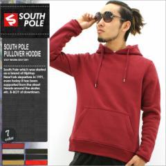 SOUTH POLE サウスポール パーカー メンズ スウェット プルオーバー アメカジ ストリート 大きいサイズ 人気 通販 (9001-1504s)