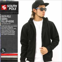 SOUTH POLE サウスポール パーカー メンズ ジップアップパーカー アメカジ ストリート 大きいサイズ 人気 通販 (9001-1510s)