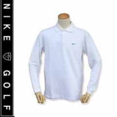 【Nike Golf】DRI-FIT ナイキゴルフ テクスチャー LS ポロシャツ