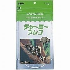 日本ペットフード 熱帯魚の餌 チャーミー プレコ 260g