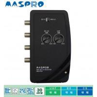 【送料無料】マスプロ電工 家庭用 UHF・BS・CSテレビ・レコーダーブースター UBCTR30-P