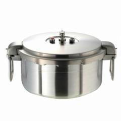 【送料無料】ワンダーシェフBIG SIZE プロビッグ2 業務用浅型圧力鍋16L 610201