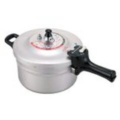 【送料無料】北陸アルミニウム 業務用 リブロン 圧力鍋 4.5L HC25-M4570