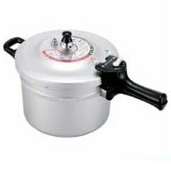 【送料無料】北陸アルミニウム 業務用 リブロン 圧力鍋 5.5L HC25-L5570