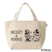 ディズニー ミッキー&フレンズ D-MF09 ランチバッグ ミッキー&ミニー・25409-6