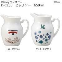 Disneyディズニー D-CL03 ピッチャー 650ml 101・23775-4