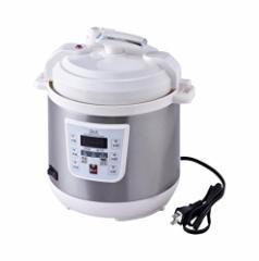 【送料無料】D&S 家庭用マイコン電気圧力鍋 2.5L STL-EC25