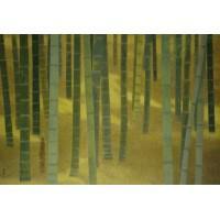 【送料無料】プリハード 複製画 東山魁夷 夏に入る 6号特寸 額外寸法(52×64cm) 0169