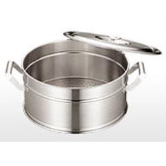 【送料無料】フジノス エレックマスタープロ セイロ 33cm 2升炊き