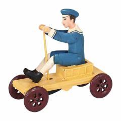 ダルトン ボーイ オン プルカート BOY ON PULL CART K655-649