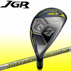 ブリヂストン JGR HY ハイブリッド ユーティリティ Air Speeder 「J」J16-12H 2015モデル JGR