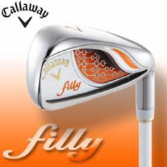 キャロウェイ NEW Filly フィリー アイアン 5本セット 2015 レディース